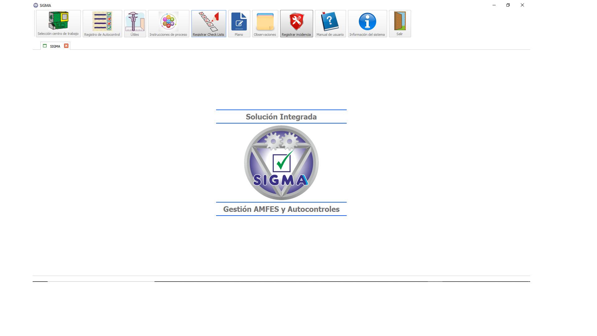 Registros de autocontrol: - Calidad - Producción - Recepción - Auditores de producto y proceso