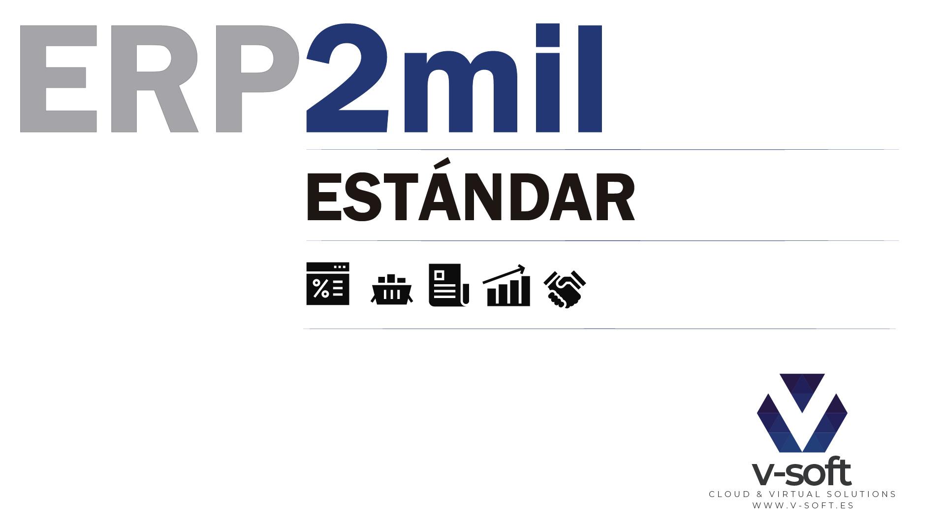 ERP2mil de V-SOFT