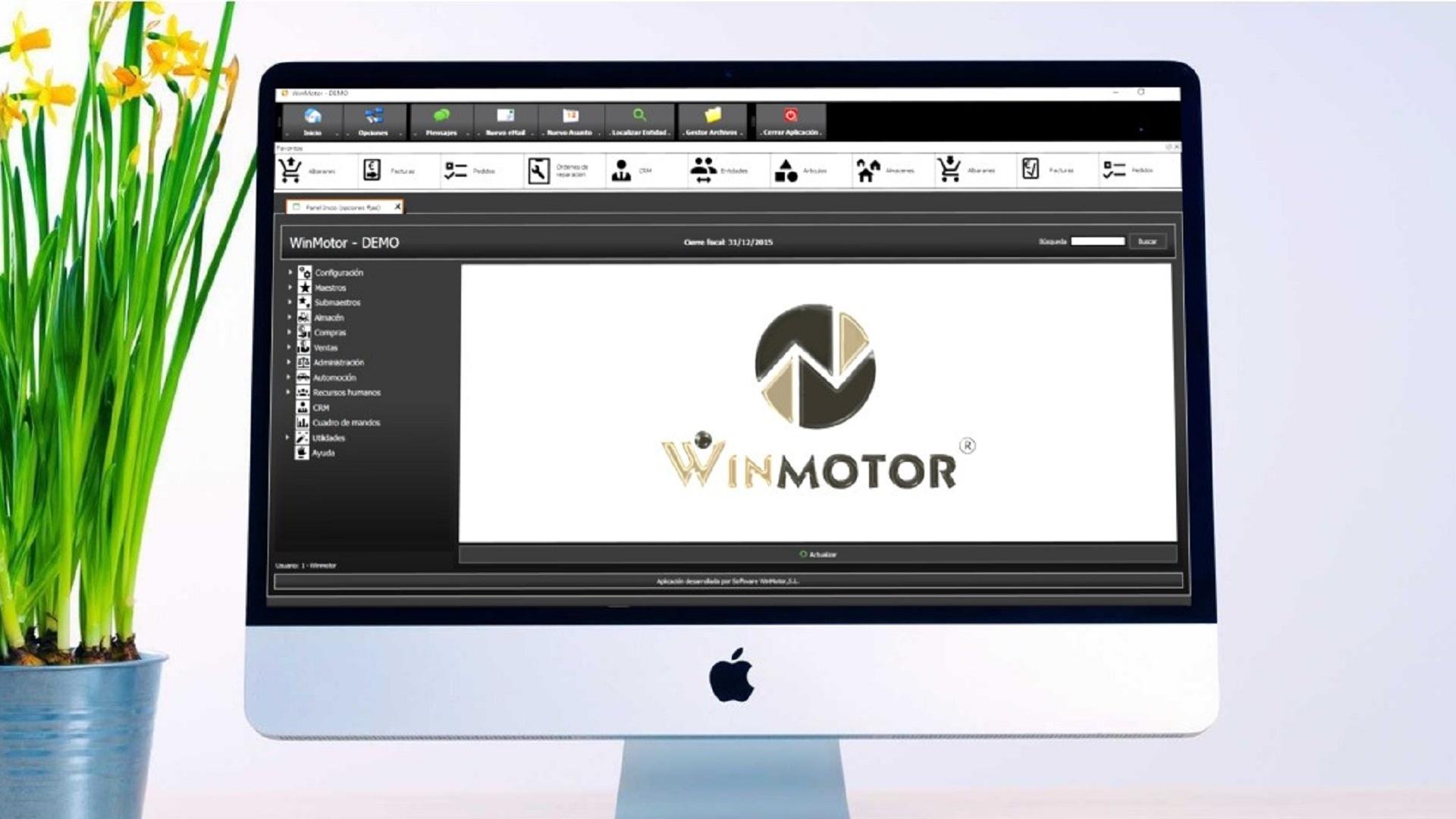 Winmotor V7 Automoción